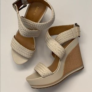 Beautiful Nine West wedges